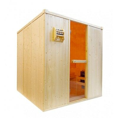 D3030 Oceanic Domestic Sauna Cabin