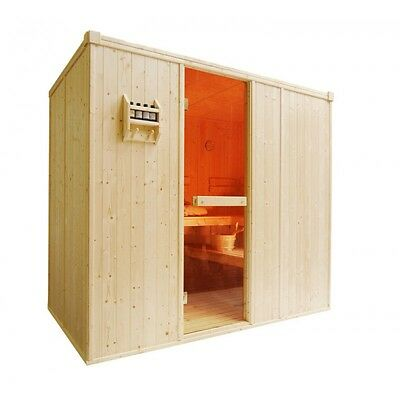 D2035 Domestic Sauna Cabin