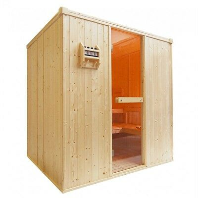 D2535 Oceanic Domestic Sauna Cabin