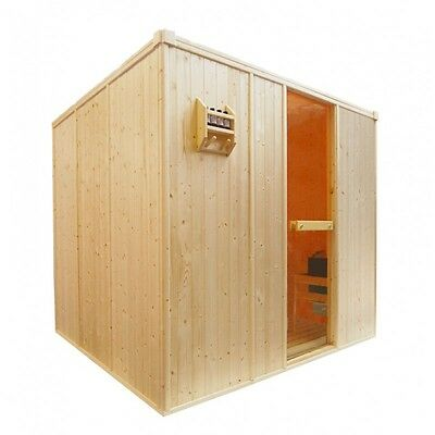 D3035 Oceanic Domestic Sauna Cabin