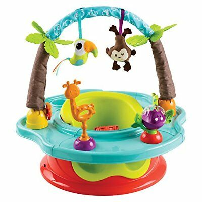 Summer Infant 3-Stage Deluxe SuperSeat Wild Safari