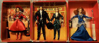 LOT of 3 RISING STAR COUNTRY ROSE BARBIE & KENNY DOLLS GRAND OLE OPRY COLLECTION