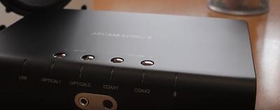 Arcam irDAC II Digital to Analogue Converter USB DAC NEW BOXED FACTORY SEALED