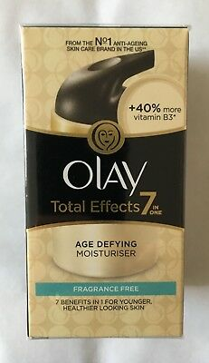 Olay Total Effects 7-in-1 Age Defying Moisturiser 50ml