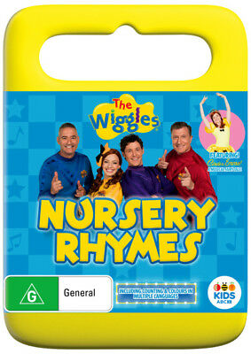 The Wiggles: Nursery Rhymes  - DVD - NEW Region 4