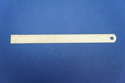 Aesculap AA804 Ruler, Graduated in mm & inches, 6