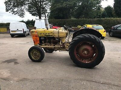Ford 3000 Tractor, Excellent restoration project, Runs Great