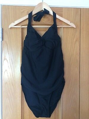 Maternity Swimsuit Size 10 VGC
