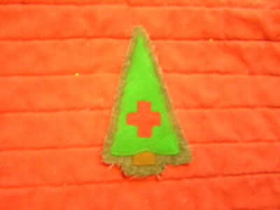 91St Division Medical Hand Cut  Patch