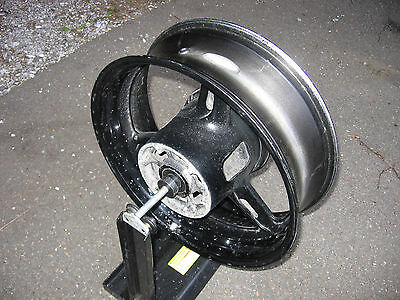 2003 Yamaha FJR1300 FJR 1300 Rear Wheel Rim