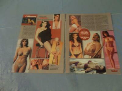 Raquel Welch sexy 2pg   clipping  #306
