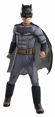 Justice League Movie Batman Deluxe Costume Child