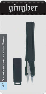"""Featherweight Thread Clippers 4"""" 01005307"""
