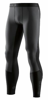 Skins DNAmic Thermal Windproof Long Tights Mens Unisex Thermal Base Layer Winter