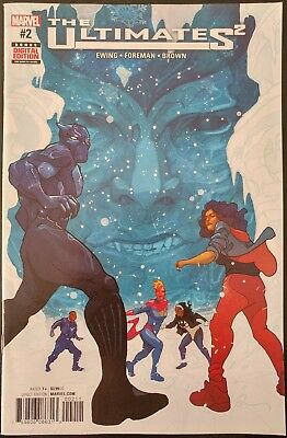 The ULTIMATES 2 #2 (2017 MARVEL Comics) ~ VF/NM Comic Book