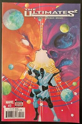 The ULTIMATES 2 #3 (2017 MARVEL Comics) ~ VF/NM Comic Book