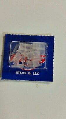 Atlas O Gauge Insulated Rail Joiners, ATLAS 6093