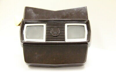 View-Master Vintage Model E 3-Dimension Viewer w/ Reels and Original Box