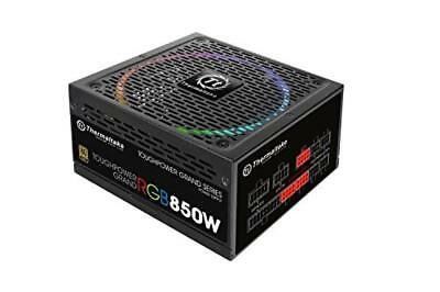 (TG. 850 W) Thermaltake Tough Power Grand RGB 80PLUS Gold – Alimentatore di re