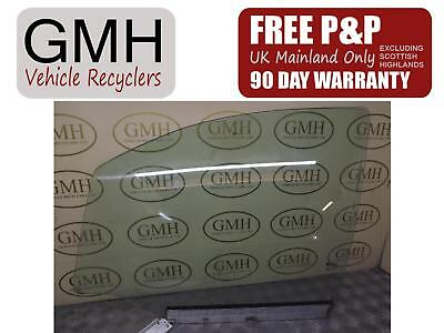 Vauxhall Zafira Left Passenger N/s Front Door Window Glass 43R-007023  1999-05┐