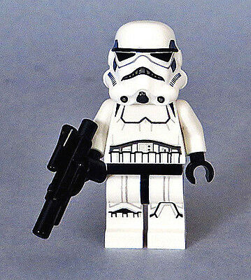 LEGO Star Wars - Imperial Stormtrooper Minifigure (NEW)
