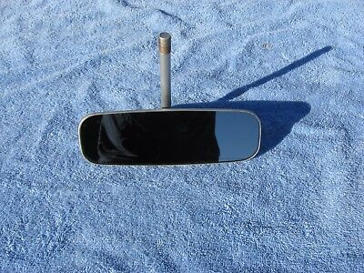 1956 Ford truck rear view mirror N.O.S new silver