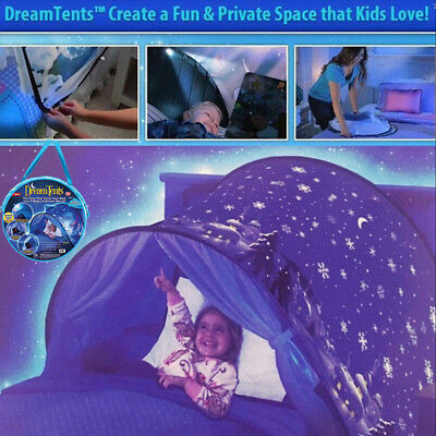 Kids Dream Tents Winter Wonderland Foldable Tents Camping Outdoor baby Tents UK7
