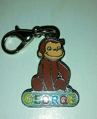 Curious George Universal Studios Charm