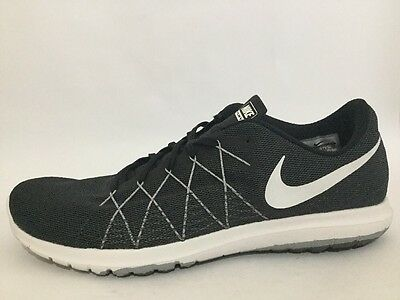 sale retailer 2c1d9 612a0 NIKE FLEX FURY 2 Men's Running Shoes Size 14 Black