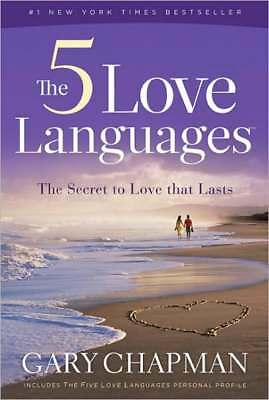 The 5 Five Love Languages by Gary Chapman | Book On PDF Digital