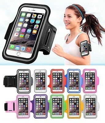 Armband for iPhone 6 Gym Exercise Sports Phone Cover Running Cycling Gym Case