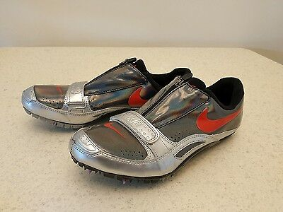 NIKE Track and Field Bowerman Series Shoes Cleats w/Spikes Mens Size6 W Size 7.5