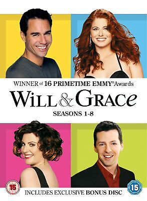 Will and Grace: The Complete Will and Grace (Box Set) [DVD]