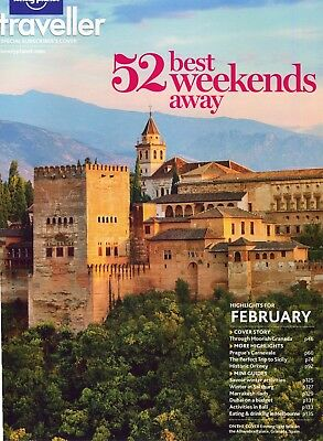Lonely Planet Traveller Magazine: 52 Best Weekends Away: Feb 2014