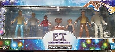E.T The Extra Terrestrial Limited Edition Figure collection with Sounds Rare NEW