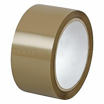 ( eur. 0,02 / M) Packing Tape Tape 50 mm x 66 M 4035 EQ PVC Replacement Brown