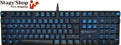Roccat Suora Mechanical Tactile Gaming Clavier (FR-Layout, Touches...
