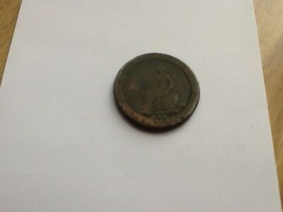 1797 Cartwheel Pennies Good condition with signs of use