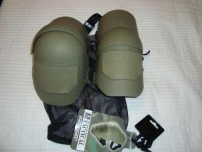 Pro Flex Knee Pads - Military Tactical Hunting Kneepads Work Tiling Construction