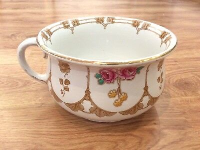 LOSOL WARE Dormor No. 4340 CHAMBER POT Keeling & Co Ltd Burslem Made in England