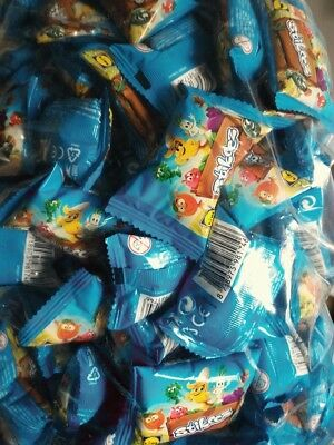 Lidl Stikeez Fruit and Veg 2017 !!FULL BAG!! 120X pieces, SEALED **NOW ON SALE**