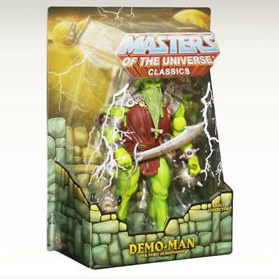 MOTUC - Demo Man - AFA 9.0 - Neu&OVP - MOTU - Masters of the Universe