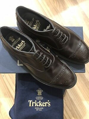 Trickers Shoes Size 8