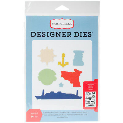 Carta Bella Die Set Sail LC65040