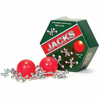 Metal Jacks Set