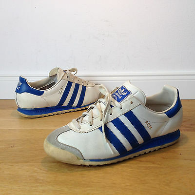 Yugoslavia Uk Schuhe 38 In Rom Rar 12g062 Gr 476Vintage Adidas Made 5 35 KcTlF1J3