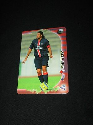 YEPES  PSG PARIS SAINT GERMAIN Trading card carte DERBY TOTAL PANINI 2006-2007