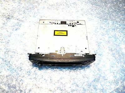 Mercedes C Class Coupe W203 Genuine Radio Cd Player P/n A 2038202286 With Code