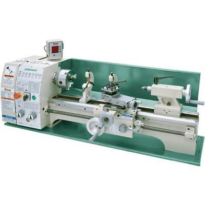 "G0602Z Grizzly 10"" x 22"" Benchtop Metal Lathe with DRO"