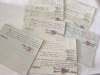 victorian inland revenue stamps Only Letters